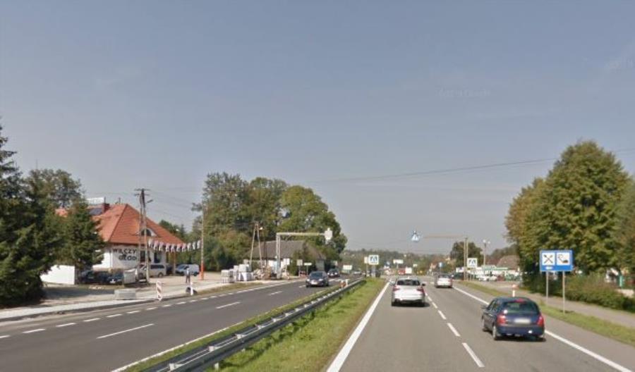 Są oferty na poprawę skrzyżowania przy Zakopiance