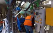 Metro na Bródno: Rusza drążenie tuneli. Maria rozpoczyna pracę.
