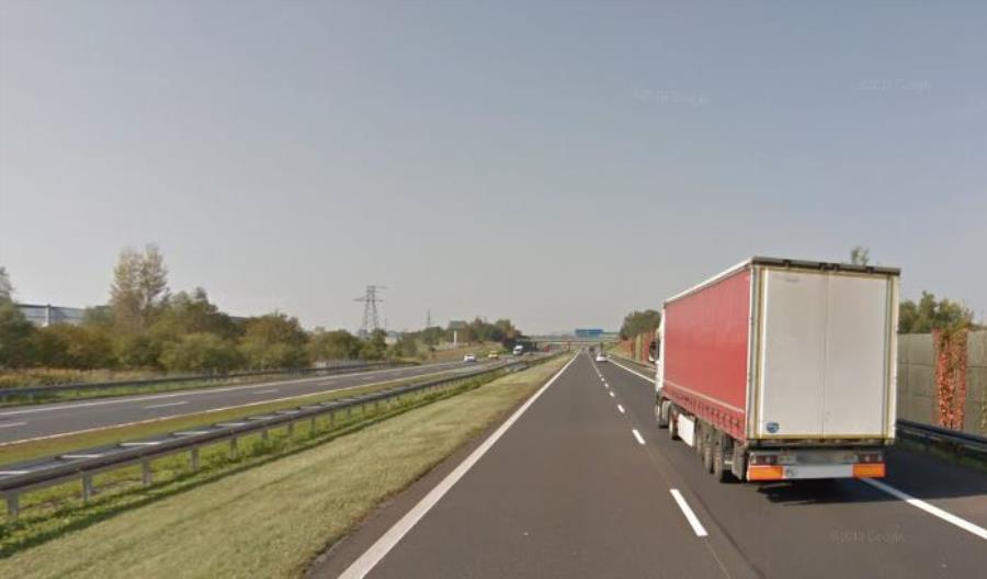Na A4 Katowice – Kraków więcej ciężarówek niż przed rokiem