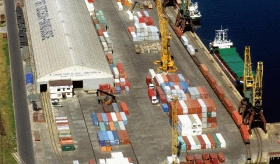 Porty Szczecin i Świnoujście zanotowały 7-proc. spadek od stycznia do kwietnia