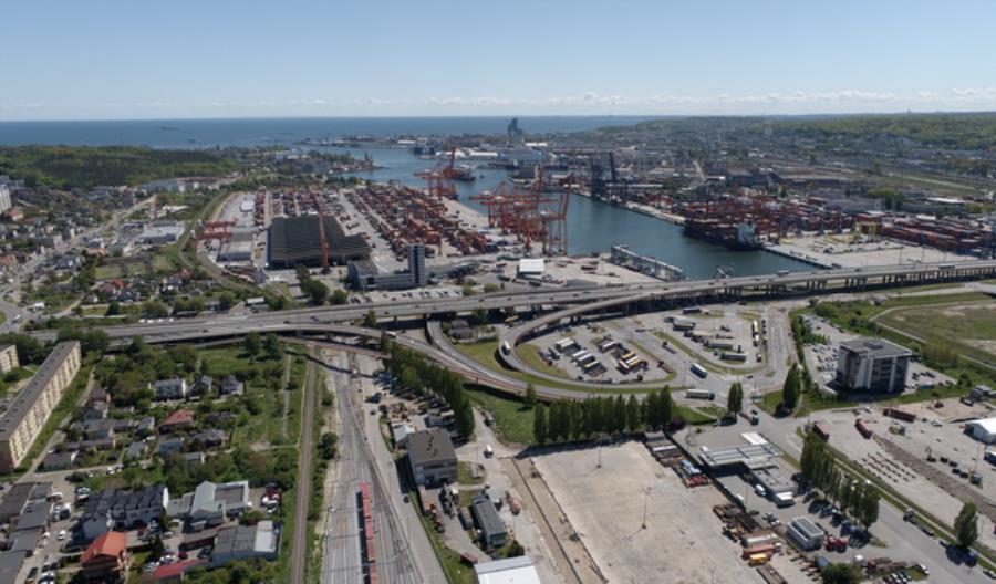 Port Gdynia bliżej inteligentnego systemu zarządzania ruchem