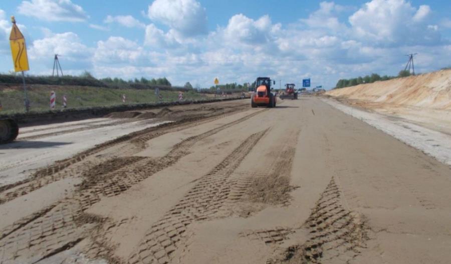 Śląsk. W czerwcu ma ruszyć układanie nawierzchni betonowej na A1 od granicy z łódzkim