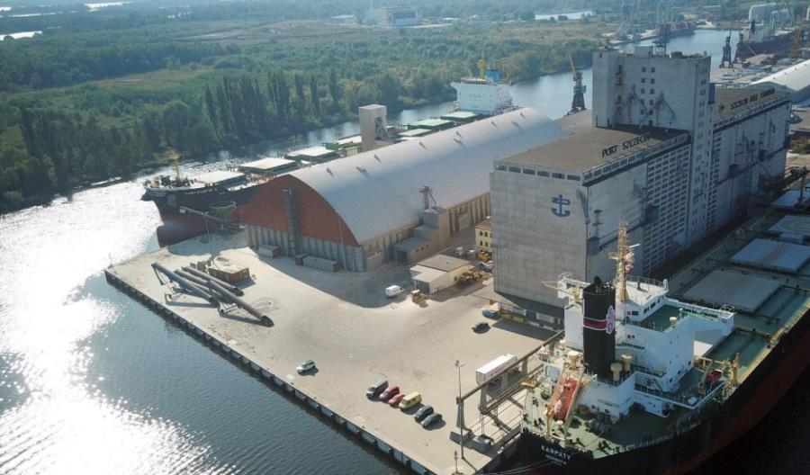 Port Szczecin. 6 firm chce budować nabrzeże w rejonie Kanału Dębickiego