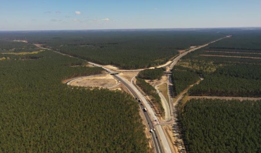 Dwiema jezdniami na S3 i A6 od Szczecina do Goleniowa