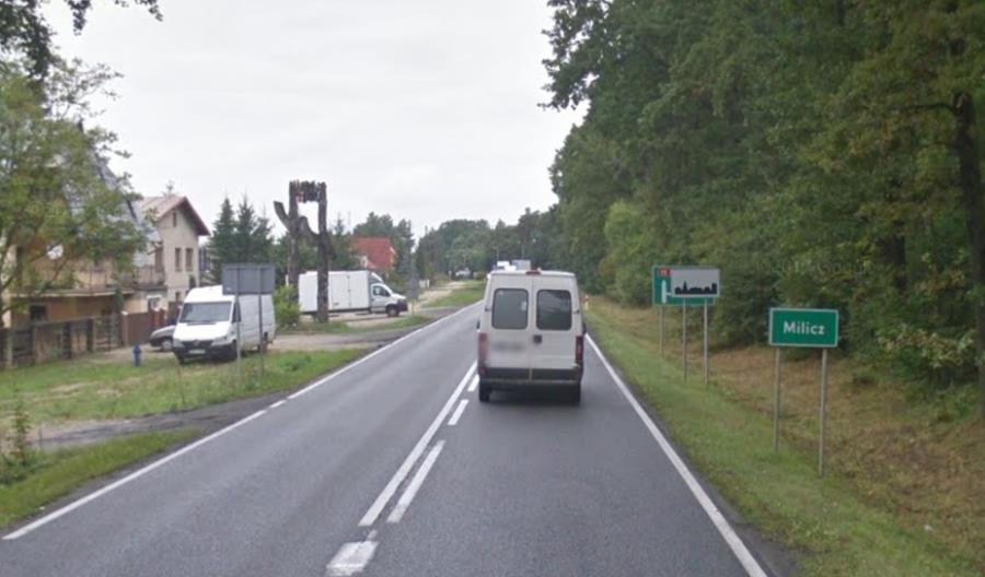 DK-15 w Miliczu i Rakłowicach będzie wyremontowana