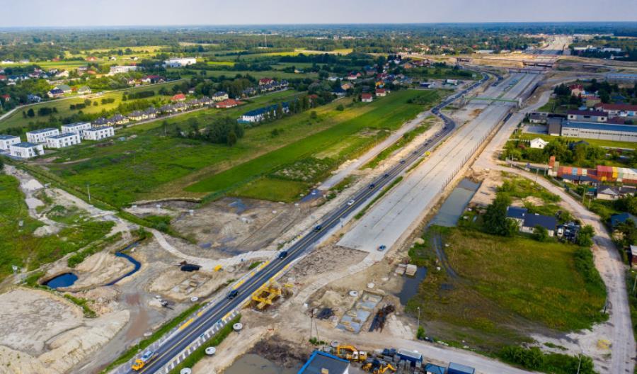 Odcinek między węzłami Lubelska i Góraszka na S17 dopuszczony do ruchu [aktualizacja]