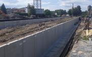 Trwają prace na stacji Skoczów