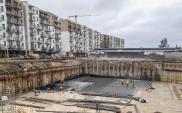 Kompleksowe zabezpieczenie głębokiego wykopu  - przykład z Gdańska