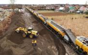 Modernizacja odcinka linii nr 25 Mielec – Dębica wchodzi w ostatnią fazę