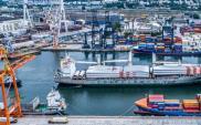 Duże ładunki w Porcie Gdynia