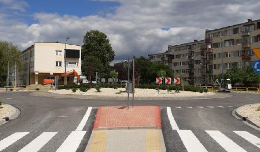 W Turku do dyspozycji kierowców oddano nowe rondo
