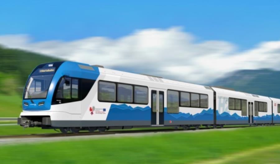 Austria: Miliony euro na wodorowy pociąg do lokalnych przewozów