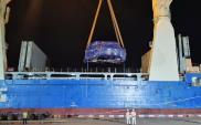 Tunel pod Świną: TBM płynie przez Ocean Arktyczny