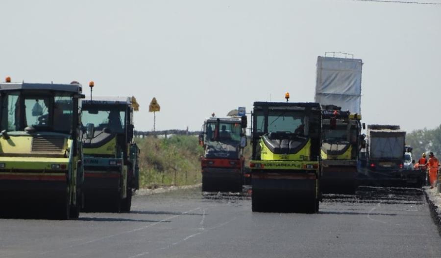 Na S5 Dworzysko – Aleksandrowo kierowcy pojadą fragmentem nowej jezdni