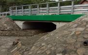 W Izdebniku zakończono budowę nowego mostu