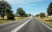 Będzie poprawa warunków na odcinku DK-25 Fabianów – Czekanów