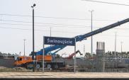 Od roku trwa modernizacja terminalu promowego w Świnoujściu. Prace na półmetku