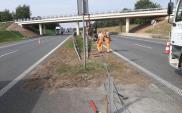 Na przejazdach awaryjnych na A4 zamontują bariery