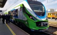 Pociągi dla Podkarpackiej Kolei Aglomeracyjnej już w Rzeszowie