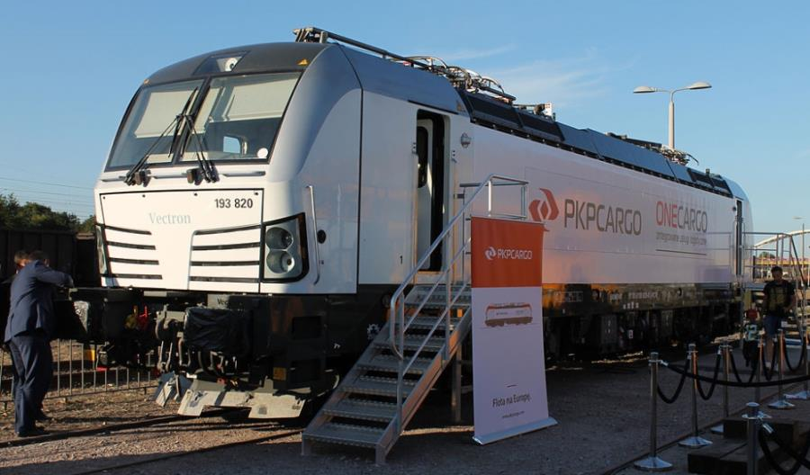 Siemens Mobility: W czasie pandemii kolej bezpieczniejsza niż ciężarówki