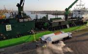 Statki na LNG także na Zachodnim Pomorzu