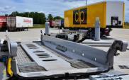 W Swarzędzu powstaje nowoczesny system ładowania naczep na wagony kolejowe