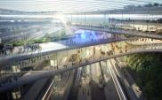 Jak będzie wyglądał dworzec kolejowy na CPK? Wild: Wybierzemy właściwy wariant