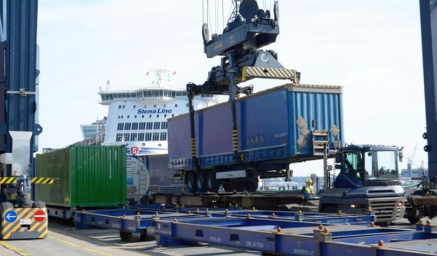 Stena Line uruchamia rejsy towarowe między Luksemburgiem a Szwecją