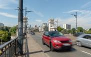 Warszawa: Umowa na fotoradary na moście Poniatowskiego podpisana