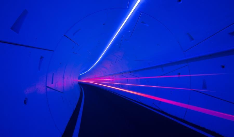 W Las Vegas powstaje tunel dla pojazdów autonomicznych