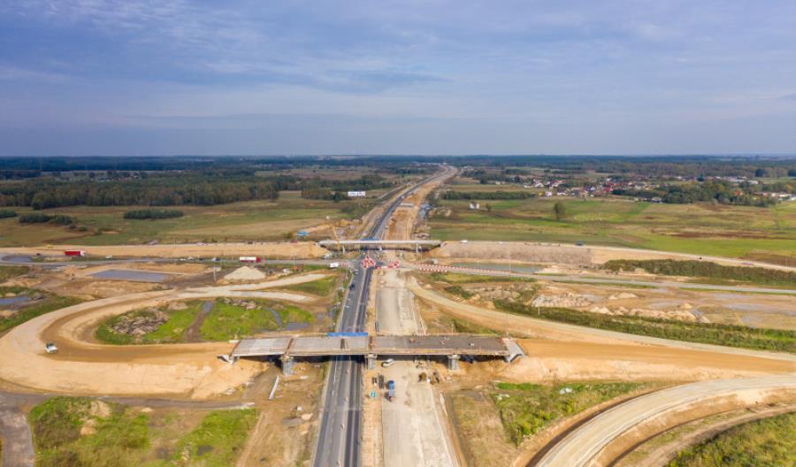 GDDKiA: Duży udział inwestycji drogowych w produkcji budowlano-montażowej