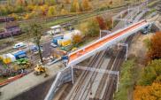 Kędzierzyn-Koźle: Nowak-Mosty buduje wiadukt nad czynnymi torami