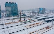 Warszawa Zachodnia. Soletanche Polska wykona fundamentowanie na zlecenie Budimeksu
