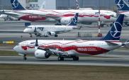 PLL LOT: Loty techniczne boeinga 737 MAX