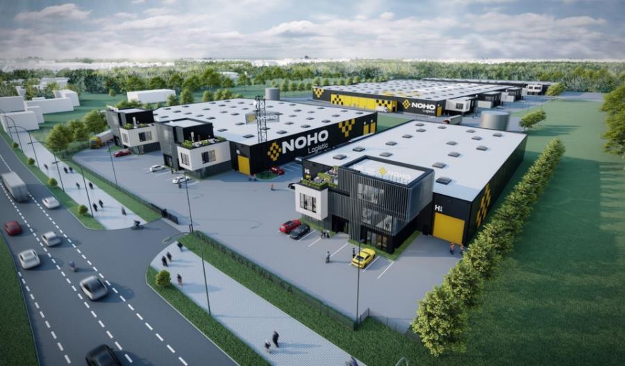 FB Antczak z kontraktem na budowę NOHO Logistic Park Christo Botewa