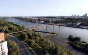 Warszawa: Są oferty na kładkę pieszo-rowerową przez Wisłę