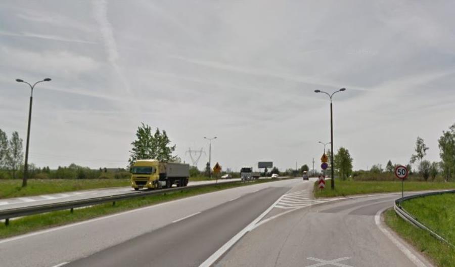 S1 z Mysłowic do Sosnowca będzie rozbudowana