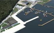 Port jachtowy w Górkach Zachodnich do rozbudowy