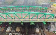 Wielkopolska. Remont wiaduktu w Gnieźnie prawie na półmetku