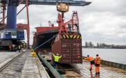 Wisłą popłyną kontenery. Ruszą z Portu Gdańsk