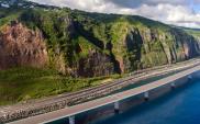 Francja. Wokół wyspy Reunion powstał najdłuższy most w kraju