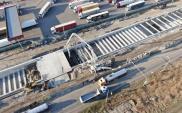 Wydrążono już ponad 100 m tunelu pod Świną