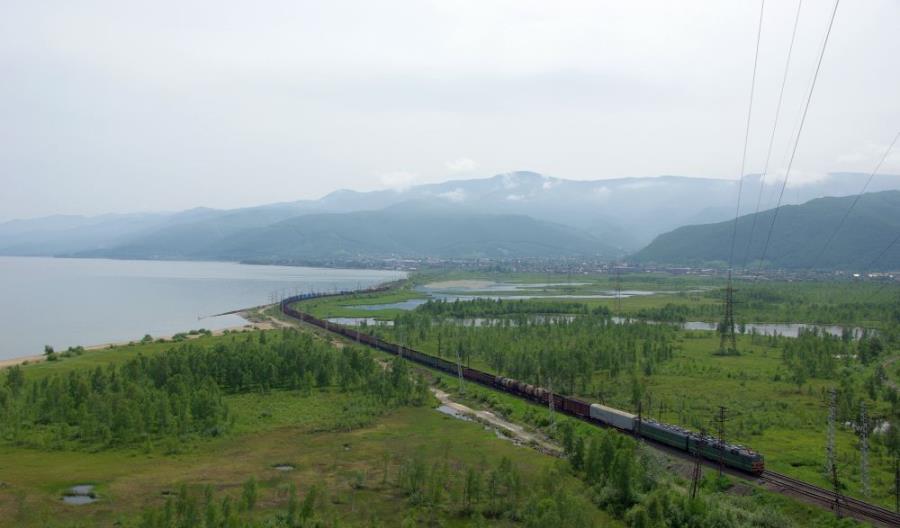 RŻD: Coraz więcej pociągów na Nowym Jedwabnym Szlaku