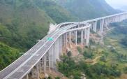 Nietypowy zakręt na chińskiej autostradzie