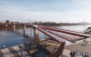 Warszawa: Ruszył przetarg na budowę kładki przez Wisłę