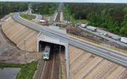 Wiadukt nad trasą Rail Baltica w Toporze otwarty