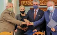 Trzy nowe mosty w Bieszczadach we współpracy z Lasami
