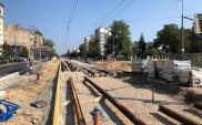 Warszawa. Wakacyjne prace tramwajarzy