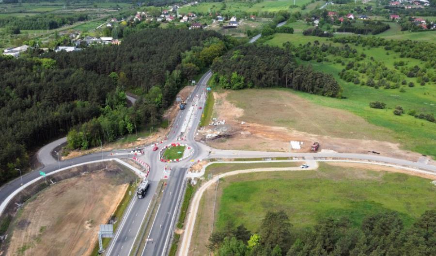 Odcinek S10 na zachód od Bydgoszczy czeka na decyzję środowiskową