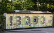 Paczkomat zasilany energią słoneczną stanął w Sopocie